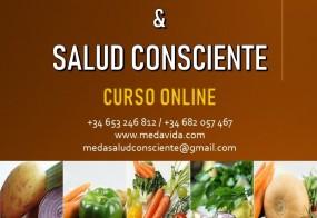 CURSO ONLINE: NUTRICIÓN Y SALUD CONSCIENTE