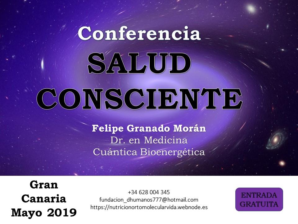GIRA CUANTICA Y SALUD CONSCIENTE
